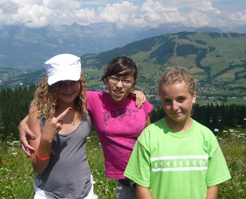 Séjour d'été Jeunes Diplomates - Randonnée