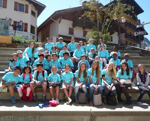 Camps d'été Jeunes Diplomates
