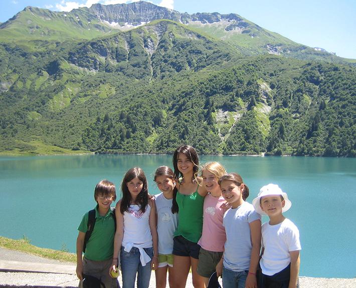 Séjour d'été Jeunes Diplomates - Megève
