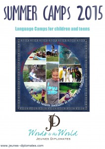 Discover our SUMMER CAMP 2015 BROCHURE