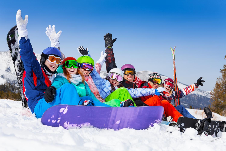 camp hiver 1500